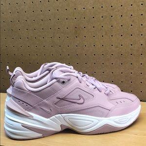 Women's Nike M2K Tekno Plum Chalk Sneakers sz 9